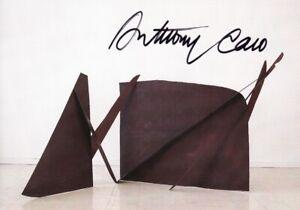 ANTHONY CARO --- original signiert - A6#11