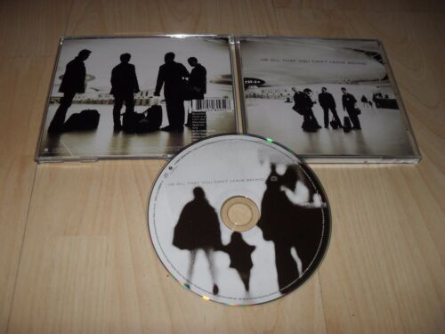 1 of 1 - U2 - All That You Can't Leave Behind (2000 CD ALBUM) MINT CONDITION