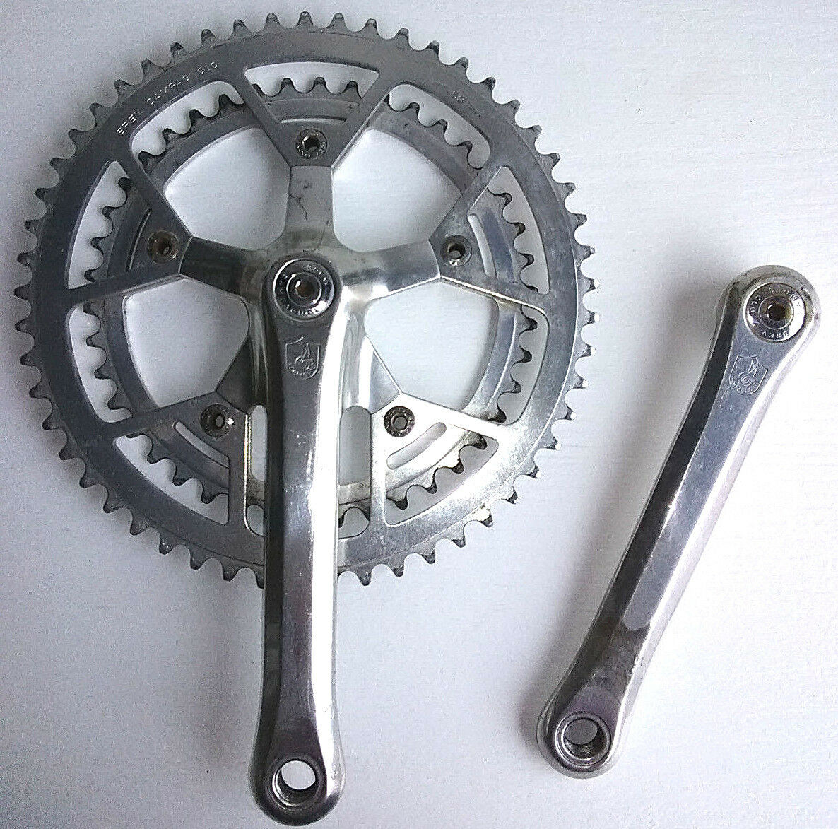 CAMPAGNOLO Victory C Era Campy 116 BCD Crank  Set 1987                       A013  outlet online store