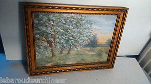 Peinture-paysage-signee-huile-tableau-painting