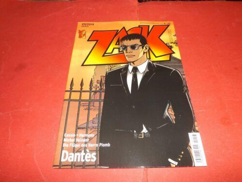 Zack 09//2019 #243 Dantes ungelesen