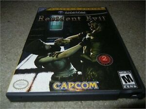 RESIDENT-EVIL-NINTENDO-GAMECUBE-GAME-W-CASE-PLAYER-039-S-CHOICE