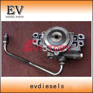 3lb1 3ld1 4le1 4le2 oil pump assy for isuzu engine mini excavator ebay rh ebay com Isuzu Engine Numbers Isuzu 3 Cylinder Excavator Engine