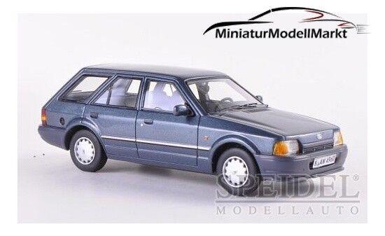 44960 - Neo Neo Neo ford escort MkIV torneo-metálico-oscuro-gris - 1986 - 1 43 1aea91