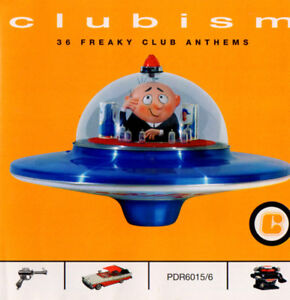 2-CD-CLUBISM-36-FREAKY-CLUB-ANTHEMS-Incl-TECHNOTRONIC-PEARL-SASH