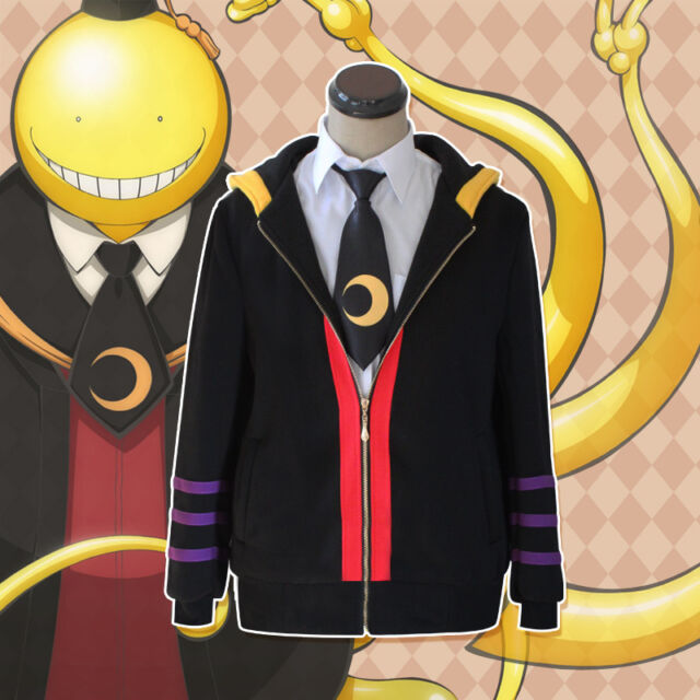 Ansatsu Kyoushitsu Assassination Classroom Korosensei Cosplay Costume