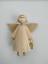 Details about  /Wooden Guardian Angel Flashlight House Decorative Handmade Linden Magic Gift