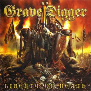 GRAVE-DIGGER-Liberty-Or-Death-CD-ovp-sealed-GERMAN-METAL-chris-boltendahl