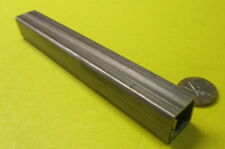 304 Stainless Steel Square Tube 34 Sq X 065 Wall X 6 Inch Length