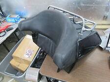 TMS Motorcycle Rear Luggage Trunk Case Box Backrest & Rack TBOX-JK1001-K