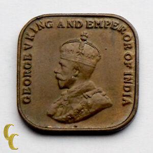 1926-Straits-Settlements-1-Cent-AU-1c-KM-32