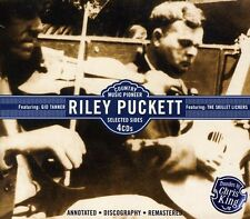 Riley Puckett - Country Music Pioneer [New CD]