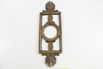 Vintage Brand New brass Door Plates escutcheons