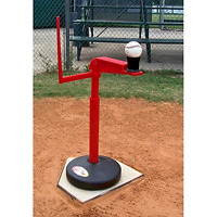 Muhl Sports Advanced Skills Batting Tee Professional Baseball Training Aid,