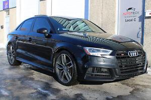 2017 Audi S3 2,0T Progressiv
