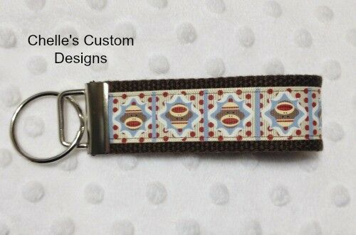 Makes great gift Sock Monkey key chain key fob chap stick holder..you choose