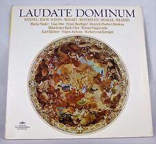 *-Vinyl-Schallplatte- Laudate DOMINUM - Geistliche MUSIK - Händel-BACH-Haydn-...