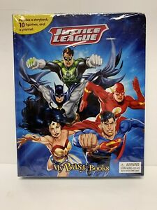 My busy books justice league