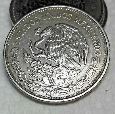 1981 $20 mexican coin