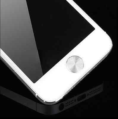 Colorful CD Pattern Aluminum Metal Home Button Sticker r For iPhone iPad itouch