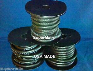 FUEL HOSE /& VACUUM HOSE 6 ROLL ASSORTMENT E85 BIODIESEL GAS LINE Made in USA