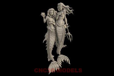 3D Model for CNC Router STL File Artcam Aspire Vcarve Wood Carving IS99