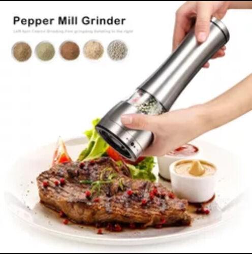 2 X Manuel Mill Grinder et 1 x Aiguiseur de couteaux cuisine Gadgets