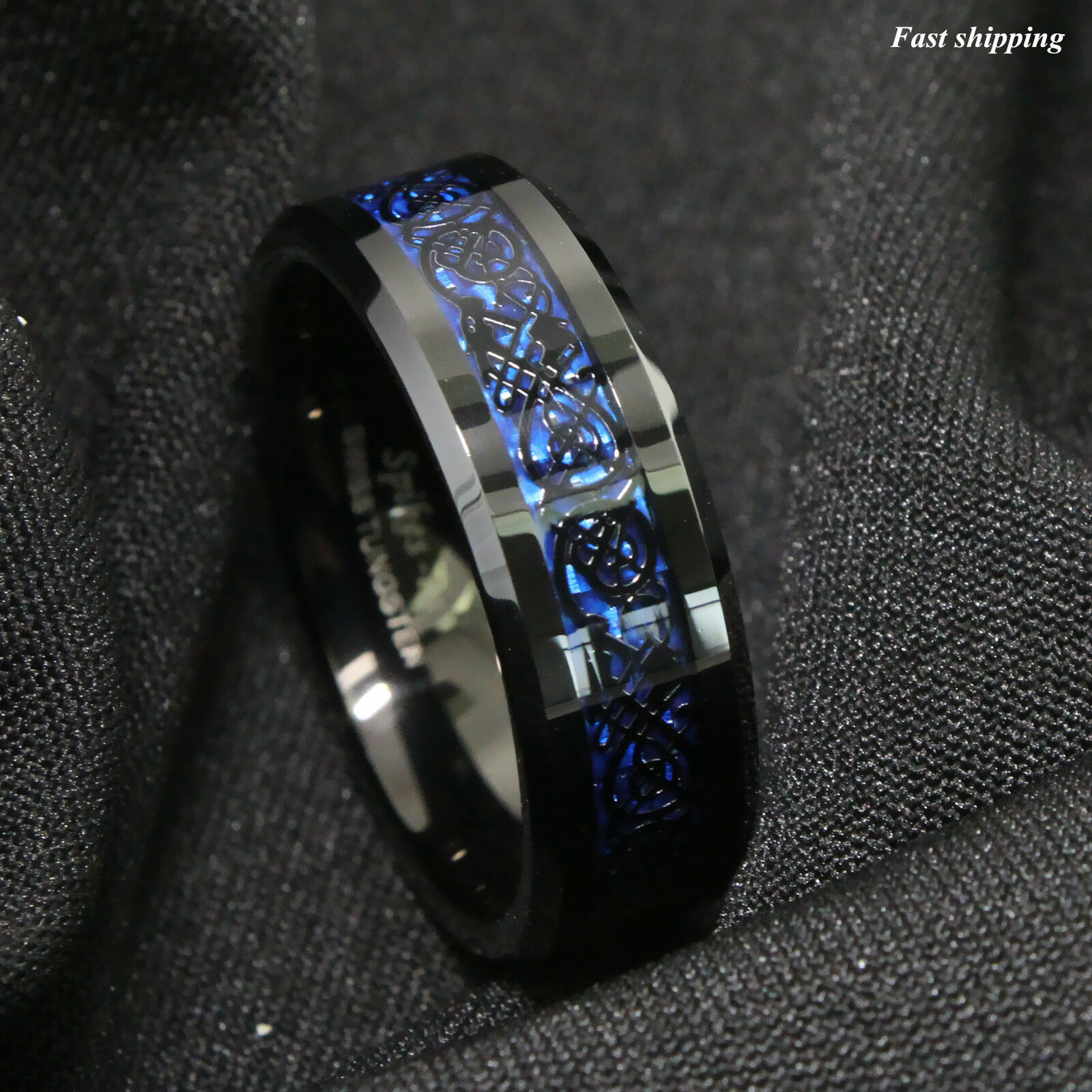 rings amazon engagement inspirational dark jewelry silver bling of simulated sterling luxury blue royal sapphire