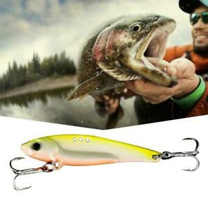1pcs-Fishing-Lures-Sink-Metal-Spoon-Bait-Tackle-6-4CM-14g-Super-V3E6