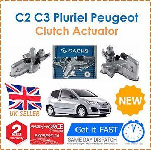 Pour-Embrayage-Actionneur-CITROEN-C2-C3-Pluriel-Peugeot-1007-207-Sachs-New