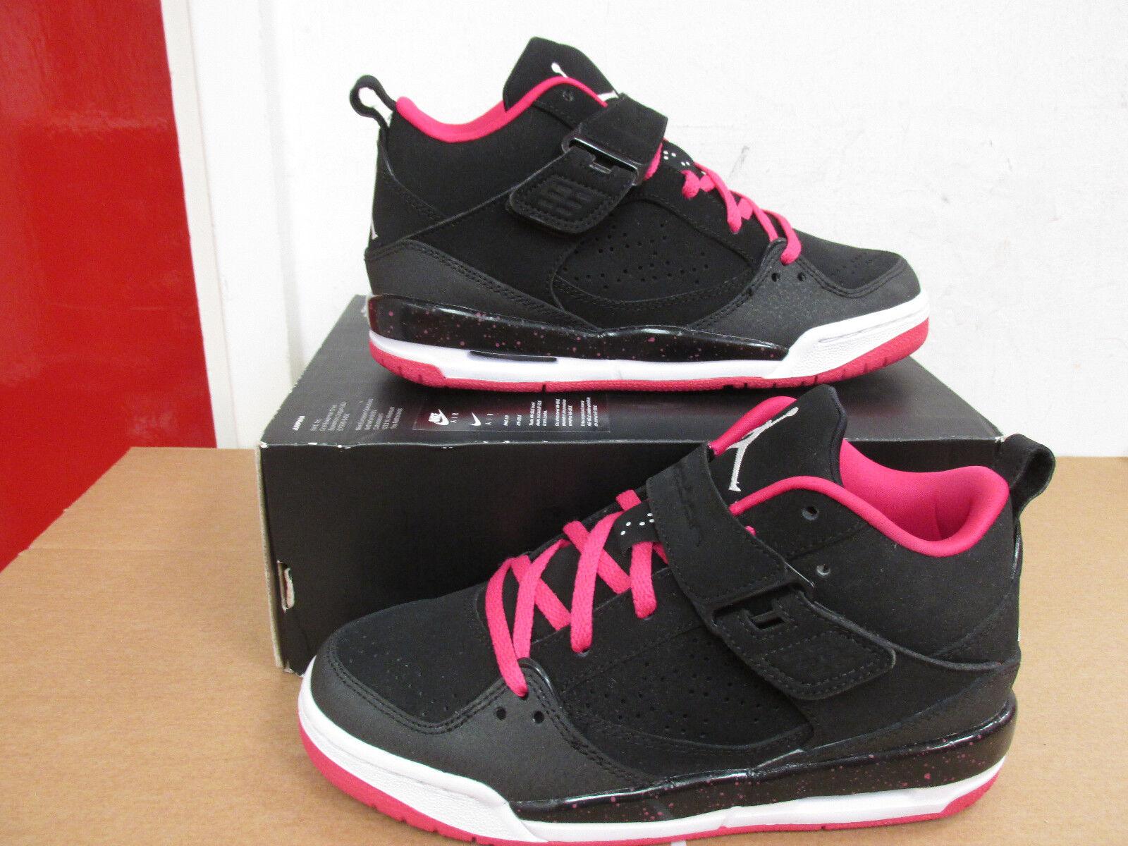 Nike Air Jordan Flight Trainers 45 GG Hi Top Trainers Flight 644874 009 Chaussures Baskets CLEARANCE 91fd4c
