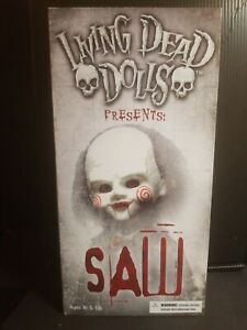 LIVING-DEAD-DOLLS-PREDENT-SAW-MEZCO-2010