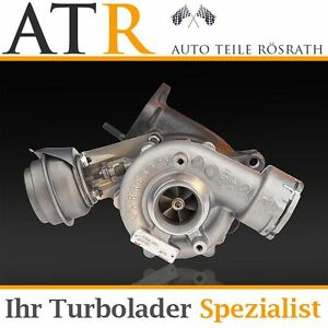 Turbolader-Audi-A3-VW-Scharan-Golf-4-1-9-TDI-74-Kw-AXR-BSW-BEW-038253010H-X
