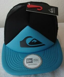timeless design 0177b 2b6f2 Image is loading Quiksilver-New-Wave-Snapback-Hat