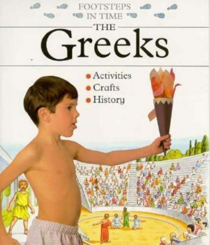 The Greeks (Footsteps in Time)