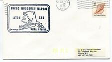 1986 Sitka Alaska Woodrush Polar Antarctic Cover