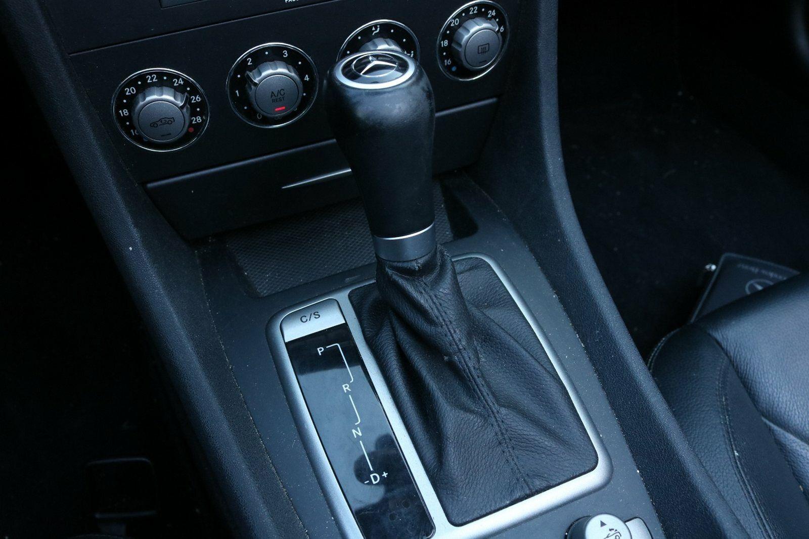 Mercedes SLK200 Komp. aut.