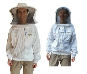 BEEKEEPING-JACKET-034-OZ-ARMOUR-034-HEAVY-DUTY-POLY-COTTON