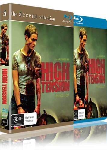 1 of 1 - High Tension (Blu-ray Slipcase) The Accent Collection - ACC0381