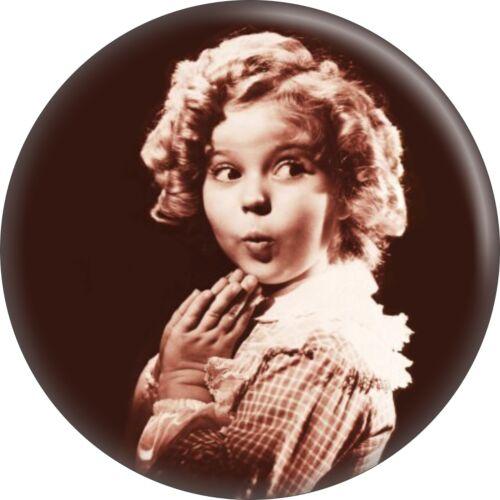 31127 Shirley Temple enfant STAR Dancer Singer Movie années 1930 Cadeau aimant de réfrigérateur