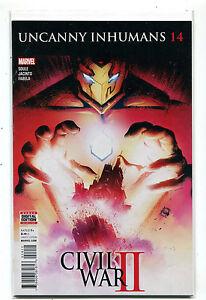 X-Men-Civil-War-ll-1-NM-Bunn-Broccardo-Aburtov-Marvel-Comics-MD-11