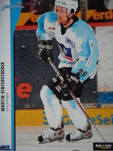 107 Martin hinterstocker Hamburg Freezers del 2005-06-afficher le titre d`origine r1BZ0wgA-09085838-635611268