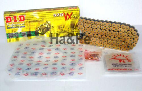 * Suzuki GSX-R 600 DID Kettensatz VX 525 G/&B 06-07