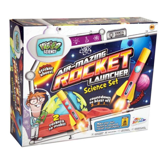 Grafix extraño experimento científico Mini Kits-lanzacohetes o Aqua Sand