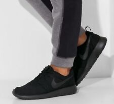 científico niña Cuadrante  Size 8 - Nike Roshe Run Triple Black 2015 for sale online | eBay