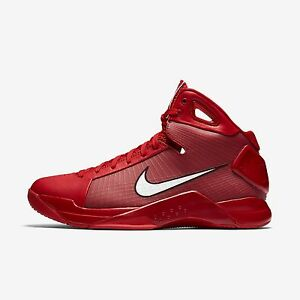 Nike Hyperdunk 08 Basketball Shoes Gym Red/Team Red/White