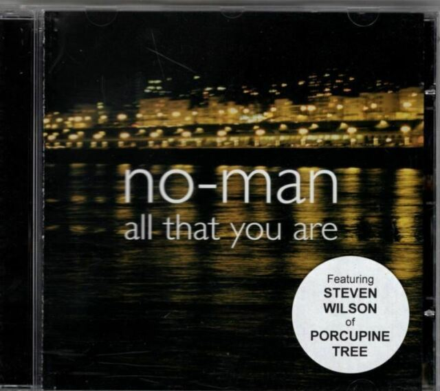 All That You Are : No-Man