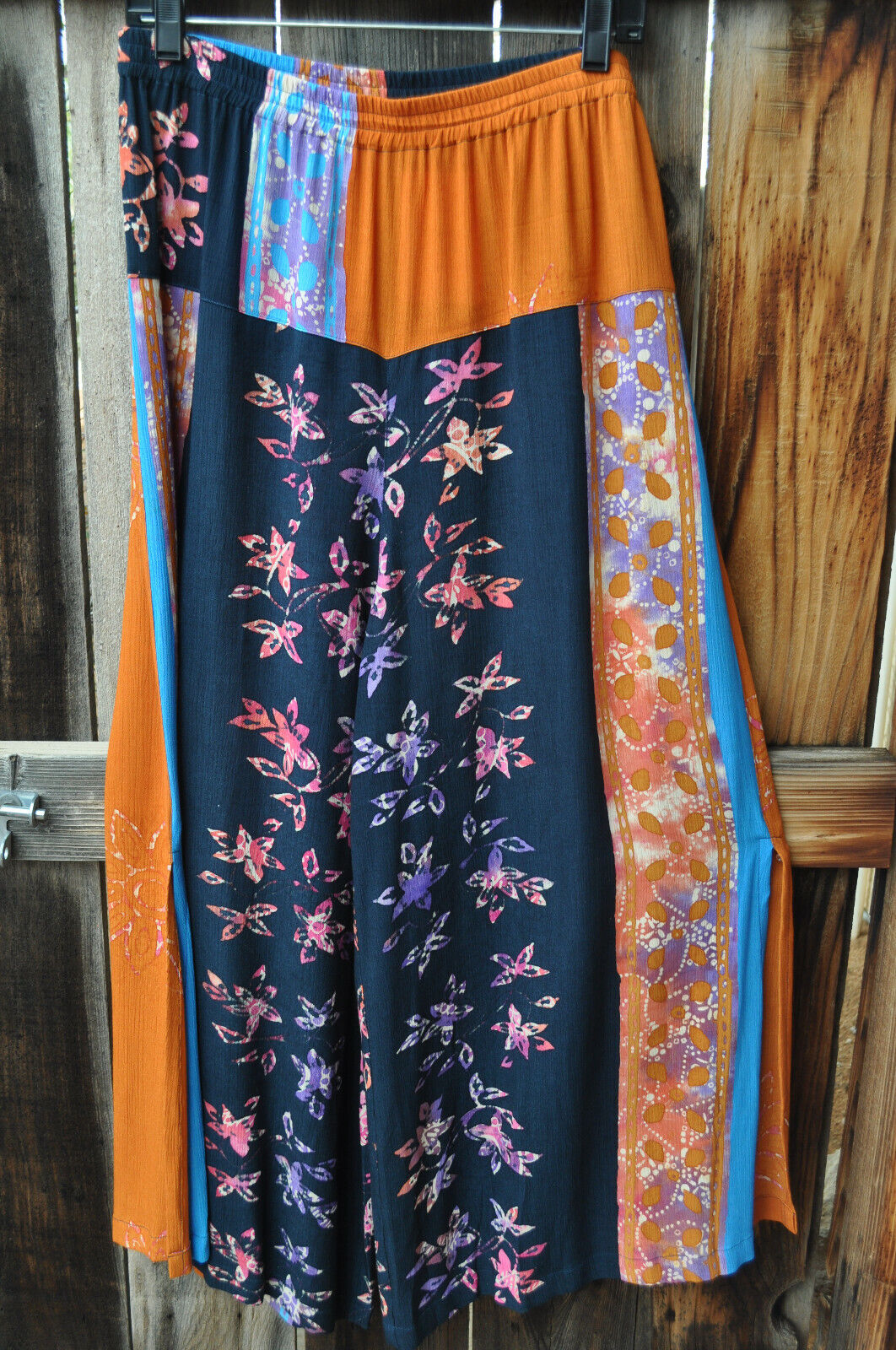 ART TO WEAR NEW STYLE 96 PANT IN ALL NEW FIESTA BY MISSION CANYON,ONE SIZE