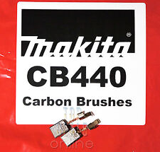 Makita CB440 Carbon Brushes 194427-5 BDF458 BHP458 BTD146 BTD044 BTD063 BTD064