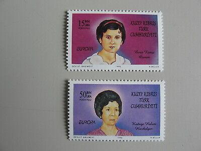 1996 Satz Postfrisch/mnh/** Eine VollstäNdige Palette Von Spezifikationen Zypern GüNstig Einkaufen Z7: Cept-europa tu